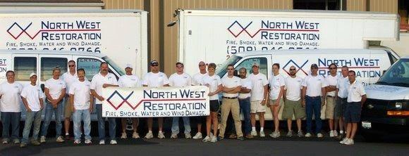 northwest-restoration-staff-trucks